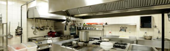 L arredamento delle cucine professionali si riveste di inox - Cucine professionali per ristoranti ...