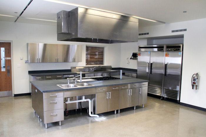 Allestimento ed attrezzature per la cucina professionale