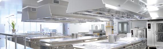L'allestimento di un corretto ed ottimale impianto di aspirazione nelle cucine professionali