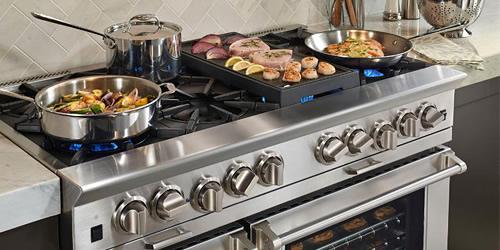 Scelta delle cucine professionali a gas o elettriche