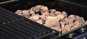 pietra lavica cottura alla griglia