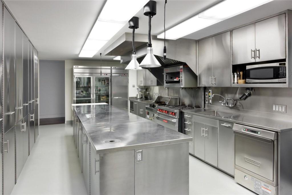 I requisiti strutturali degli spogliatoi delle cucine professionali