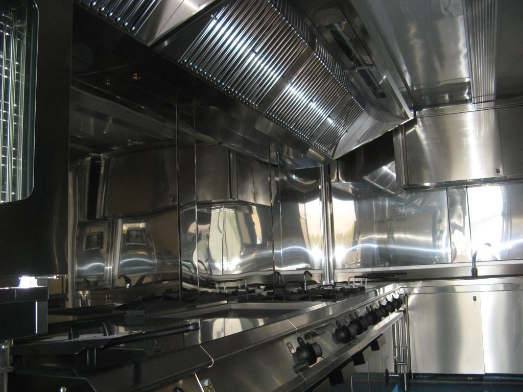 home i materiali pi utilizzati per le forniture della cucine da ristorante usate